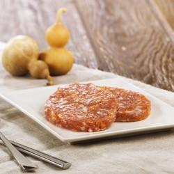 Hamburguesa de Porc amb Carbassa