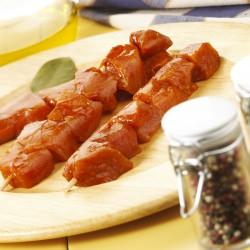 Broqueta de porc